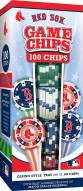 Boston Red Sox 100 Piece Poker Chips