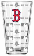 Boston Red Sox 16 oz. Sandblasted Pint Glass