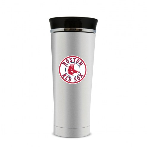 Boston Red Sox 18 oz. Stainless Steel Thermo Tumbler