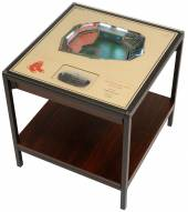Boston Red Sox 25-Layer StadiumViews Lighted End Table