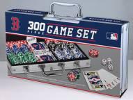 Boston Red Sox 300 Piece Poker Set