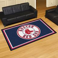 Boston Red Sox 5' x 8' Area Rug