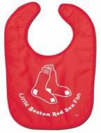 Boston Red Sox All Pro Little Fan Baby Bib