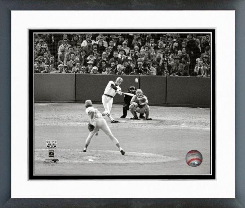 Boston Red Sox Bernie Carbo 1975 Framed Photo