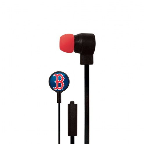 Boston Red Sox Big Logo Ear Buds