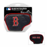 Boston Red Sox Blade Putter Headcover