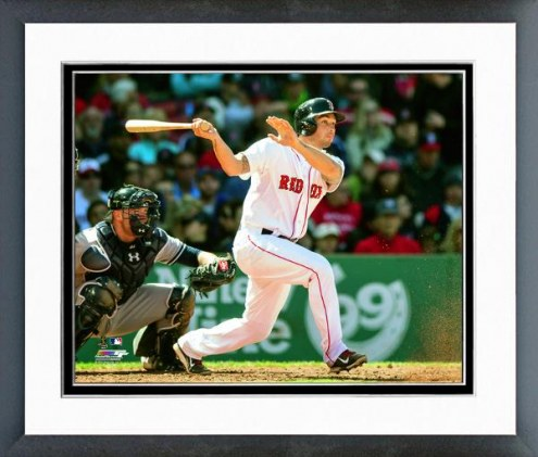 Boston Red Sox Blake Swihart 1st MLB Hit, May 2, Framed Photo