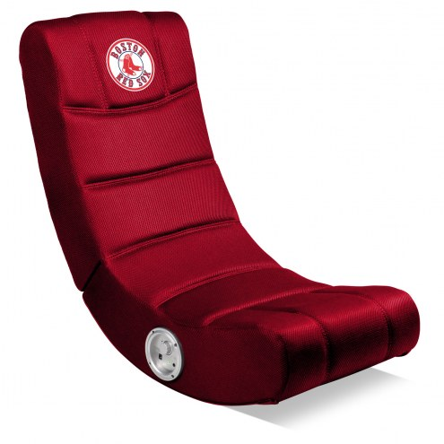 Boston Red Sox Bluetooth Gaming Chair