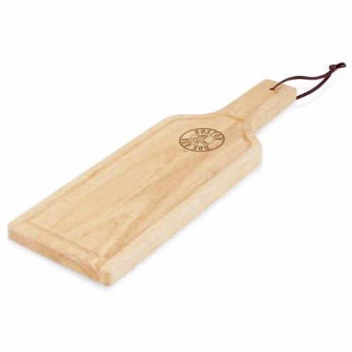 Boston Red Sox Botella Cutting Board