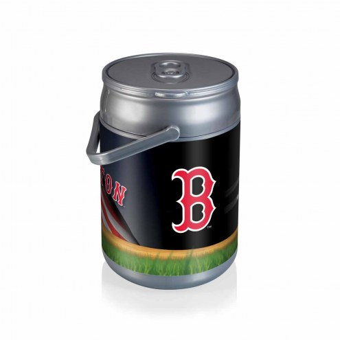 Boston Red Sox Can Cooler