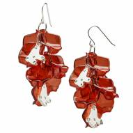 Boston Red Sox Celebration Dangle Earrings