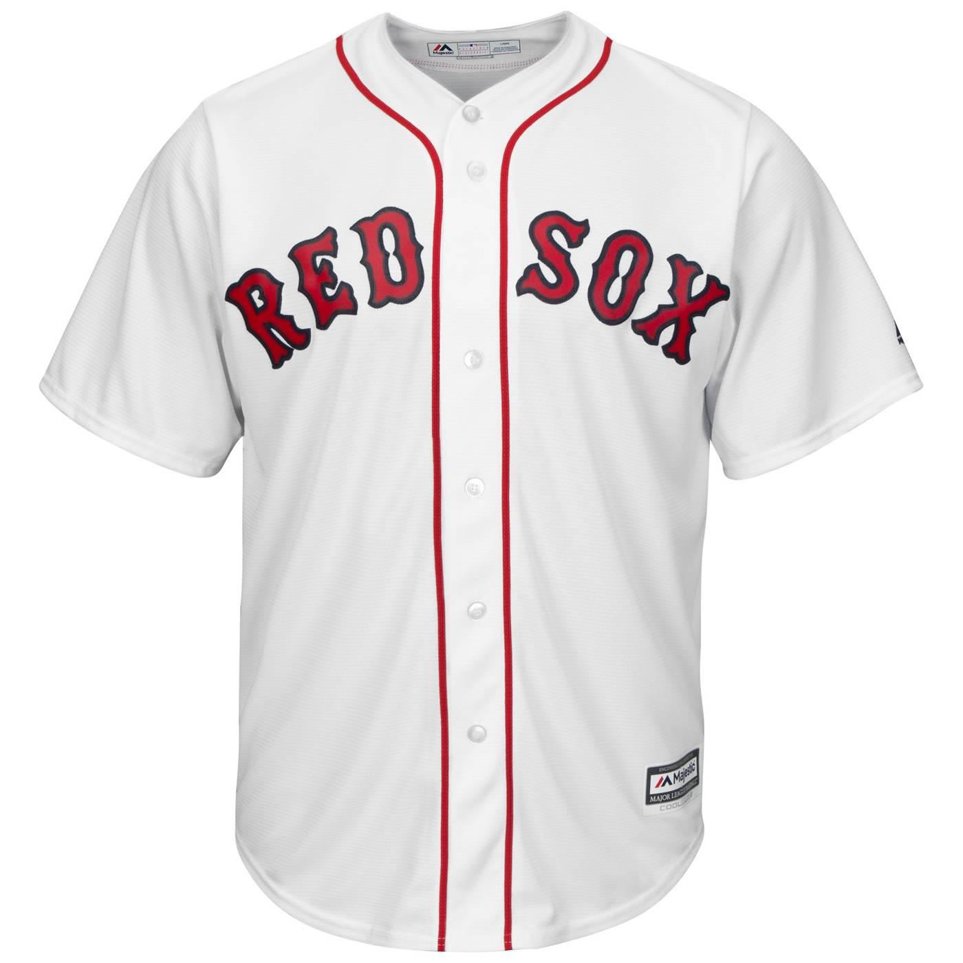 Boston Red Sox Christian Vazquez Replica Home Baseball Jersey 0004244b37a