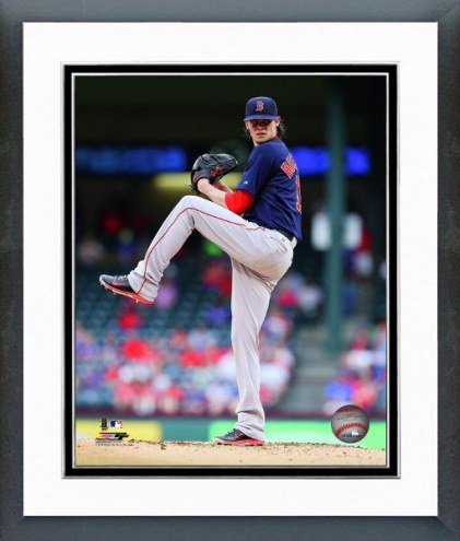Boston Red Sox Clay Buchholz 2014 Action Framed Photo
