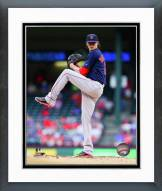 Boston Red Sox Clay Buchholz Action Framed Photo