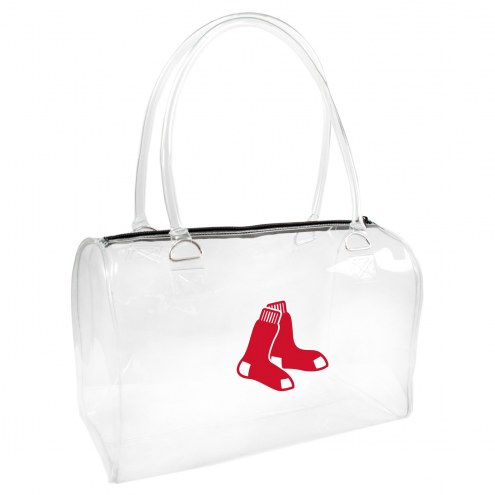 Boston Red Sox Clear Bowler
