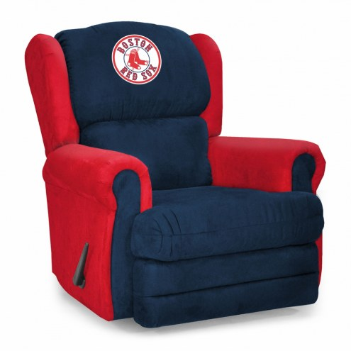 Boston Red Sox Coach Recliner
