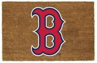 Boston Red Sox Colored Logo Door Mat