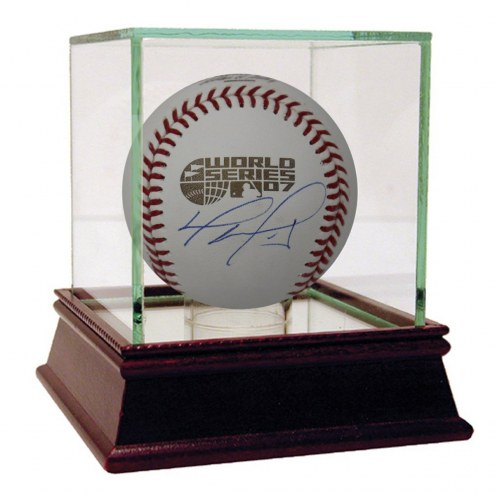 Boston Red Sox David Ortiz Signed 2007 World Series Baseball