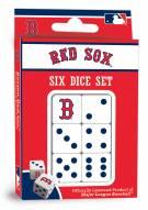 Boston Red Sox Dice Set