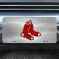 Boston Red Sox Diecast License Plate