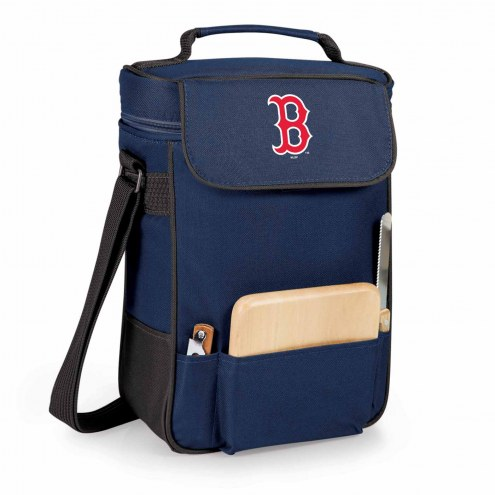 Boston Red Sox Duet Insulated Wine Bag