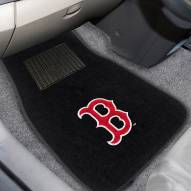 Boston Red Sox Embroidered Car Mats