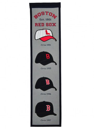 Boston Red Sox Fan Favorite Banner