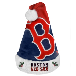 Boston Red Sox Santa Hat