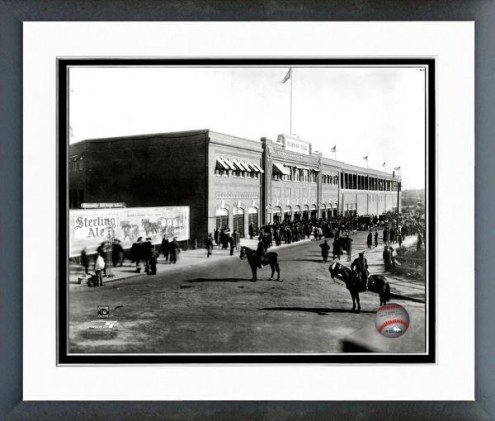 Boston Red Sox Fenway Park 1912 Framed Photo
