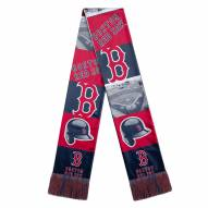Boston Red Sox Printed Scarf