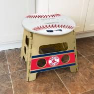 Boston Red Sox Folding Step Stool