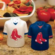 Boston Red Sox Gameday Salt and Pepper Shakers