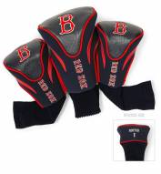 Boston Red Sox Golf Headcovers - 3 Pack