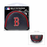 Boston Red Sox Golf Mallet Putter Cover