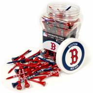Boston Red Sox 175 Golf Tee Jar