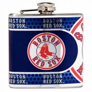 Boston Red Sox Hi-Def Stainless Steel Flask