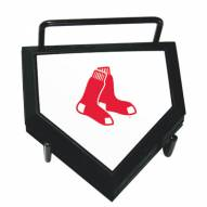 Boston Red Sox Home Plate Coaster Set