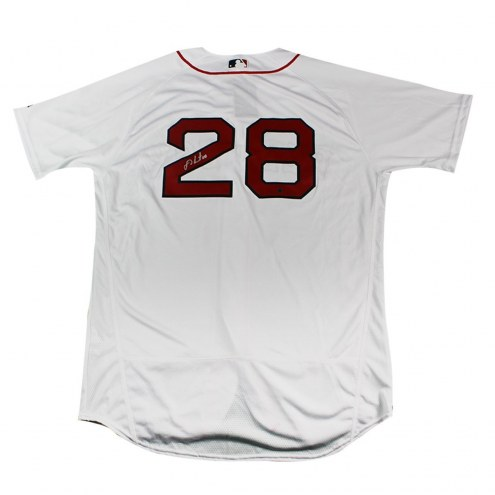 Boston Red Sox JD Martinez Signed Cool Base Authentic Home Jersey