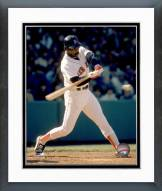 Boston Red Sox Jim Rice 1982 Action Framed Photo