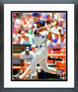 Boston Red Sox Jim Rice 1986 Action Framed Photo