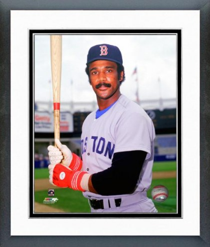Boston Red Sox Jim Rice Posed Framed Photo