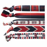 Boston Red Sox Knotted Hair Tie