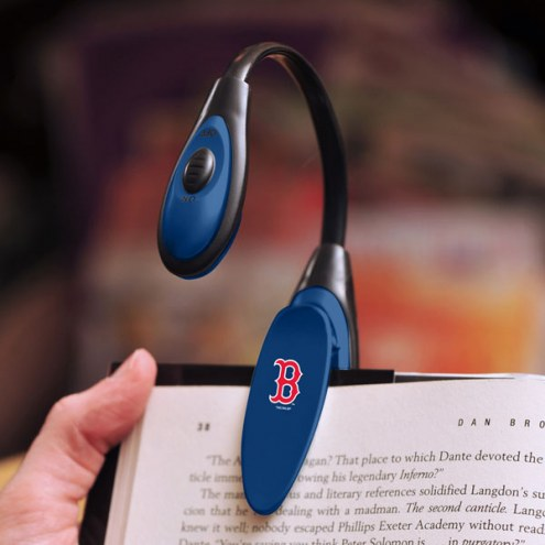 Boston Red Sox LED Book Reading Lamp