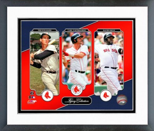 Boston Red Sox Legacy Collection Framed Photo