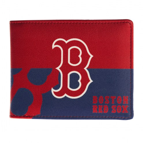 Boston Red Sox Bi-Fold Wallet