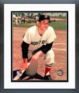 Boston Red Sox Lou Boudreau Posed Framed Photo