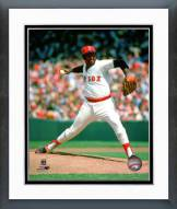 Boston Red Sox Luis Tiant Action Framed Photo
