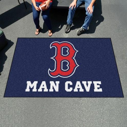 Boston Red Sox Man Cave Ulti-Mat Rug