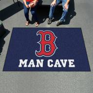 Boston Red Sox Man Cave Ulti-Mat Rug