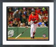 Boston Red Sox Mike Napoli Action Framed Photo